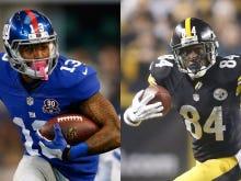 Streaking Giants Finally Face A True Test In Pittsburgh