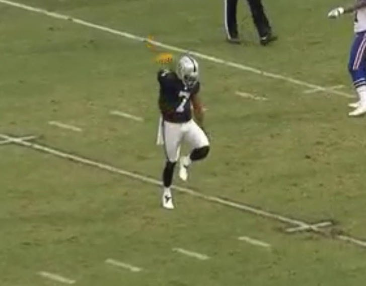 Marquette King Isn't Here For Your Flags
