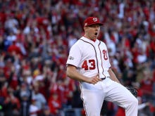 Mark Melancon Signs With The San Francisco Giants On A Four-Year Deal