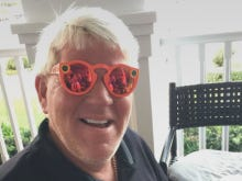 The Man, The Myth, The Legend John Daly Is Now On Snapchat