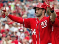 The Nationals Are Preparing To Move On From Bryce Harper Who Is Already Asking For 10 Years, $400 Million