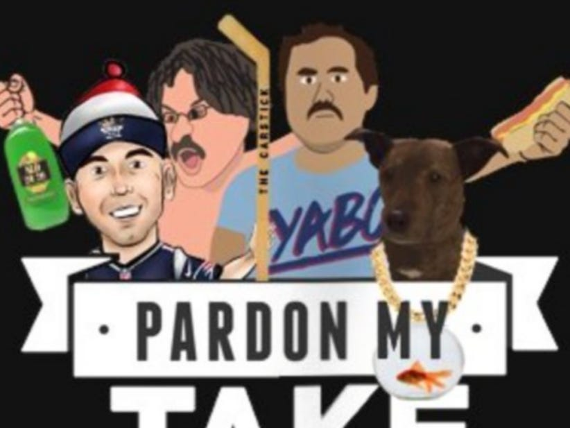 Pardon My Take 12-5 With Coach Dave Wannstedt And Rone
