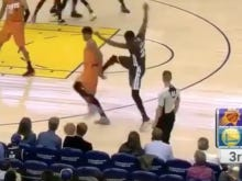 Draymond Green Kicked Someone's Ass Over The Weekend