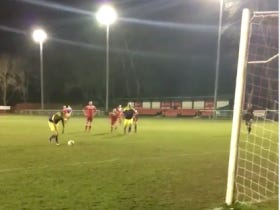 I Am Ready To Become A Soccer Fan After Seeing This Trick Penalty Shot