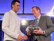 It's Been Two Days and Tom Brady Still Hasn't Heard from Roger Goodell