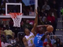 I Think Victor Oladipo May Have Single Handedly Ended Dwight Howard's Career Last Night With This Dunk?