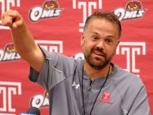 Well, Shit: Temple HC Matt Rhule Is Heading To Baylor