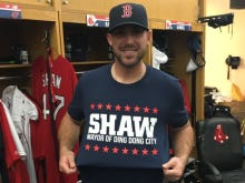Red Sox Trade Travis Shaw, Pair Of Prospects To The Brewers For Reliever Tyler Thornburg