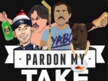 Pardon My Take 12-7 With MMA Fighter Chael Sonnen And Western Michigan Head Coach PJ Fleck