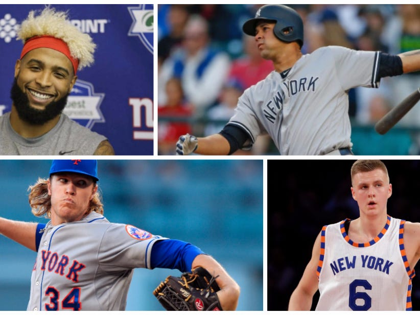 Who Will Be New York's Biggest Sports Star In 2020?