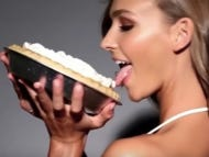 Rachel Cook And Her Tongue Ring Eating An Apple Pie Could Be The Hottest Video Ever Uploaded To YouTube
