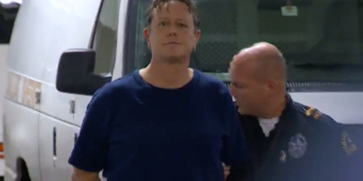 Judge Reinhold Arrested After Shirtless Airport Tirade