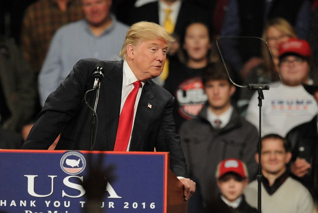 Trump Chirps TIME For Making Him 'Person' Of The Year And Not 'Man' Of The Year