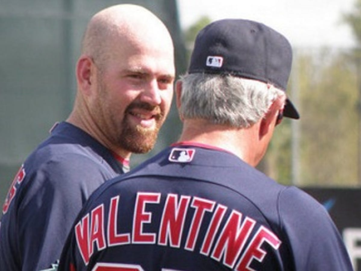 If Bobby Valentine Becomes US Ambassador To Japan, Will Kevin Youkilis Be Allowed In Japan?