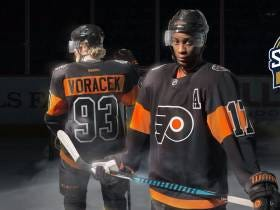 Back In Black: Pray For The Penguins, The Flyers Just Unveiled Their Stadium Series Sweaters