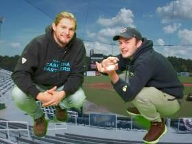 B-Boy Stance w/ Rone & Caleb - Minor League Baseball Team Names