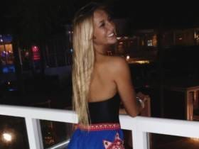 Barstool Local Smokeshow Of The Day - Jenni from ZOOMASS