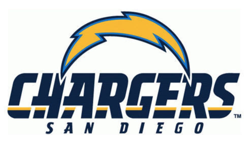 The New La Chargers Logo Stinks Barstool Sports