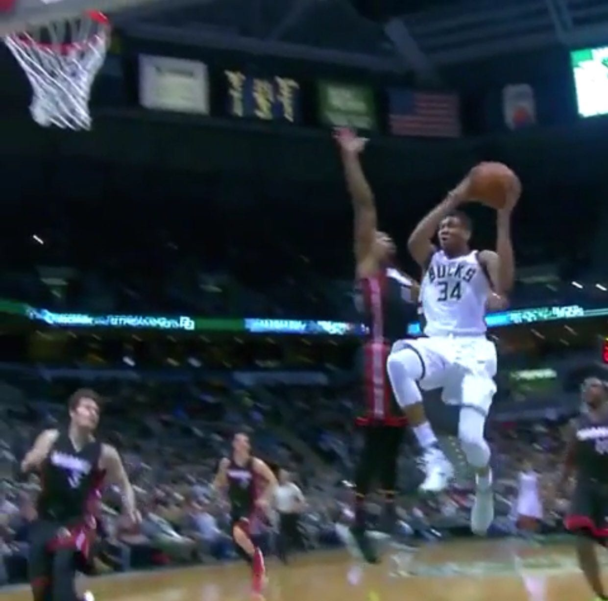 Scientists Are Scrambling To Figure Out How It Was Possible Giannis Dunked This