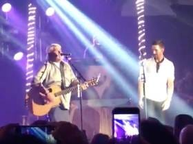 John Daly And Jake Owen Rocked Out To