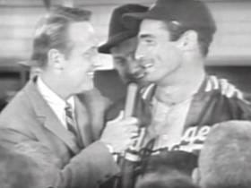 Wake Up With Sandy Koufax Dominating In The 1965 World Series