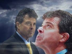 Islanders Fire The Most Meme-able Coach In Hockey, Jack Capuano