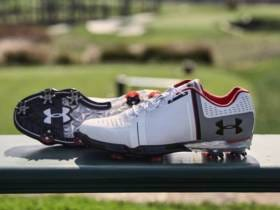 Jordan Spieth Unveiled His First Ever Shoe And Well It's Definitely A Shoe