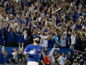 Jose Bautista Is Staying With The Blue Jays On A One-Year Deal With Two Option Years