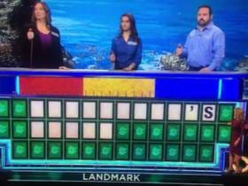 Wheel Of Fortune Contestant Nicoletta Solved The First Puzzle Of Last Night's Show With Just One Letter Showing