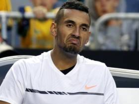 Tennis Bad Boy Nick Kyrgios Has Another Massive Meltdown At The Australian Open Last Night