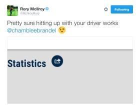 I Really Like It When Rory McIlroy Trolls Brandel Chamblee On Twitter
