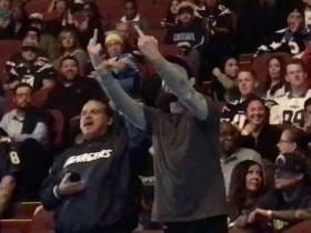 I Love This Chargers Fan That Cursed Out Dean Spanos And Hit Him With The Double Bird During His LA Introduction Speech