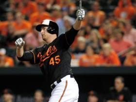 Mark Trumbo And The Orioles Have Agreed To A 3-Year Deal Worth $37.5 Million