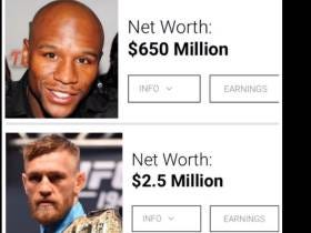 Floyd Mayweather And Conor McGregor Are Still Sparring On Social Media, Need To Fight Or STFU
