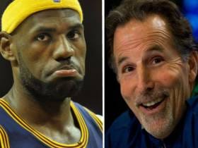 John Tortorella Put LeBron James In His Place, Says He'd Be A Total Bender On The Ice