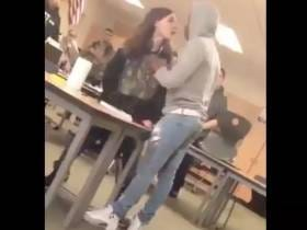 A Goofy White Kid Dropped An N-Bomb On A Classmate And Tried His Little Heart Out Running Away