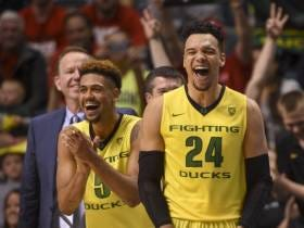 Barstool Contender Series: Oregon's Finally Starting to Resemble the Preseason Hype