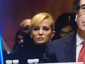 A Young Claire Underwood Is The Newest Smoke At The Confirmation Hearings