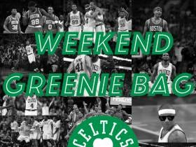 The Weekend Greenie Bag - Would You Give Up KG Trade To Instead Draft Steph Curry?