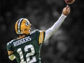 Aaron Rodgers Takes His Magic To Atlanta As The Packers Try And Shutdown The Georgia Dome