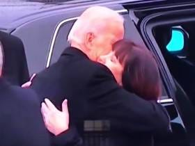 Joe Biden's Still The Suavest Motherfucker Around