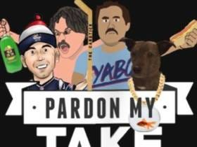Pardon My Take 1-20 With Dave Dameshek, Aaron Nagler, Dave Portnoy, And A Person From Coca Cola