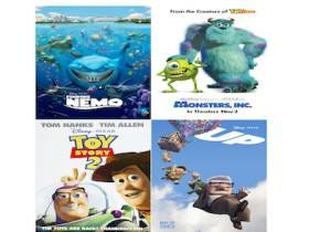 The Eliminator: Pixar Movies
