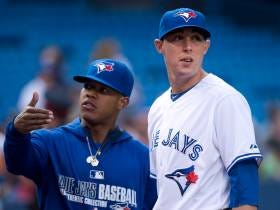 Marcus Stroman More Or Less Confirmed The Rumors That He's Been Beefing With Teammate Aaron Sanchez