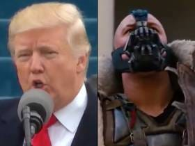 The World is Claiming that Trump Stole Part of His Speech from Bane