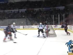 We Had A Successful Mike Legg/Michigan/Lacrosse Goal In The AHL Last Night But The Announcer Stole The Show