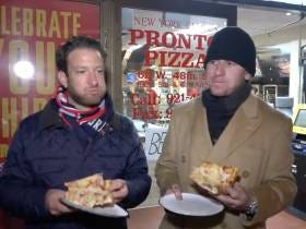One Bite With Davey Pageviews:  Pronto Pizza Featuring Johnny Manziel