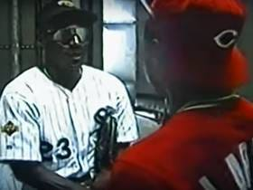 Wake Up With Barry Larkin Mic'd Up At The 1993 All Star Game With A Cameo By Michael Jordan