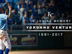 The Marlins Sent Flowers To The Royals After Yordano Ventura's Death