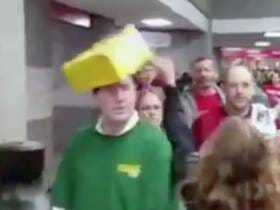If You Dont Pop The CheeseHead Off Of Packers' Fans Now, Your Fanbase Sucks